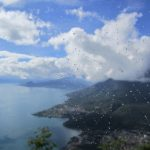 Featured Travel Photo:  Lake Atitlan Through a Spider's Web