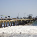 Photo: Fishing Pier at Midday
