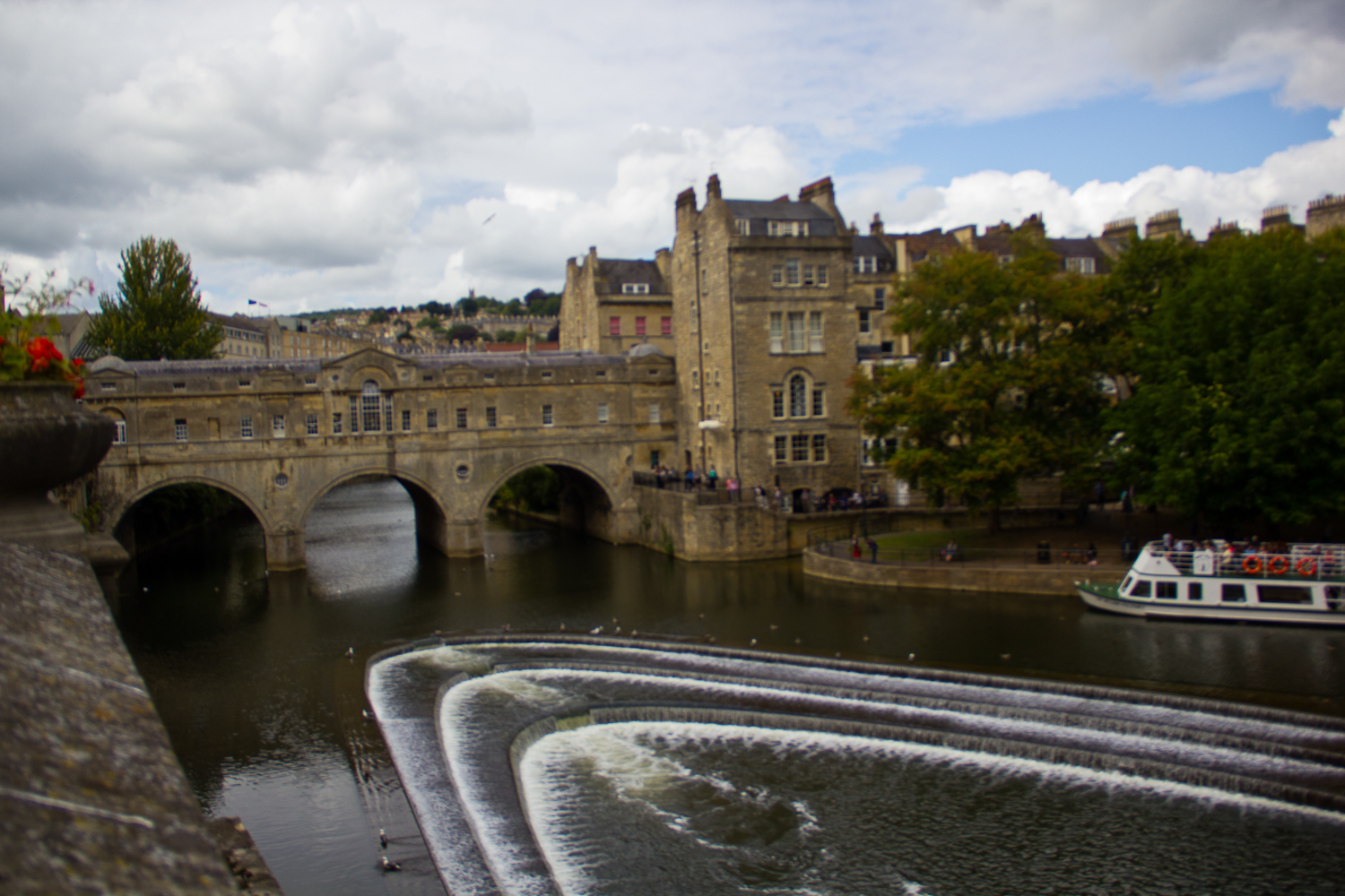 The Waterways in Bath