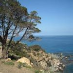 What makes walking in north Cyprus a great solo break?
