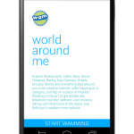 The best travel app out there: The World Around Me