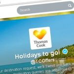 Thomas Cook uses Twitter to tweak your Vacation