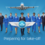 KLM – 95 years of making dreams come true