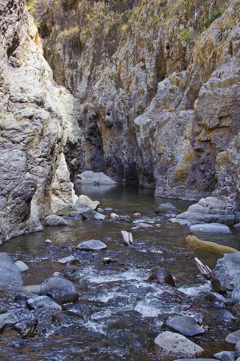 Somoto Canyon Shallow Water