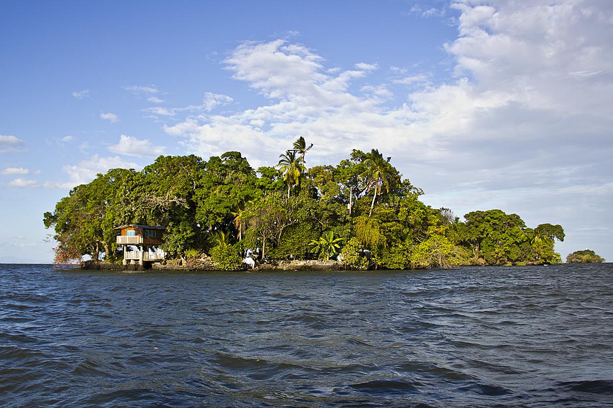 Island near Granada