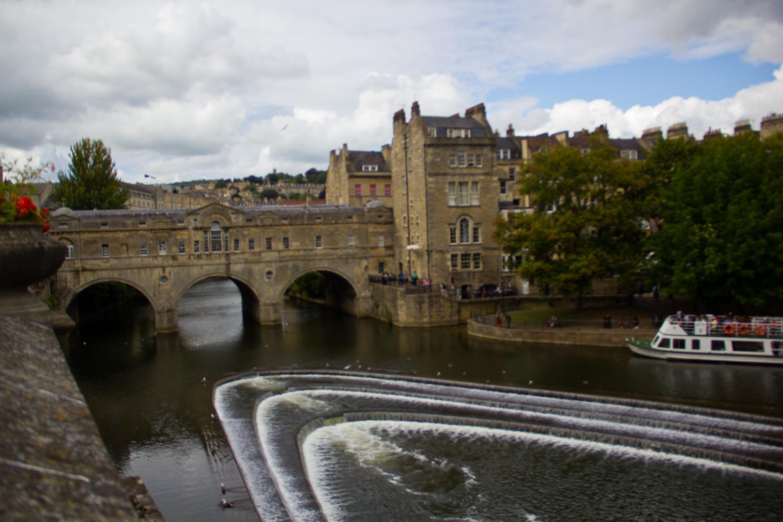 The Waterways in Bath